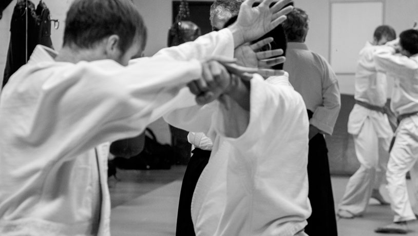 kingston upon Thames Aikido club England